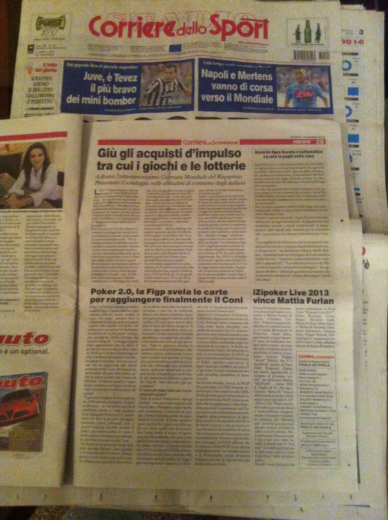 Allegato del Corriere dello Sport